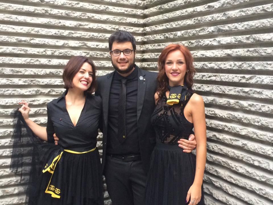 entrevista lucia y pilar , peluquerías romero