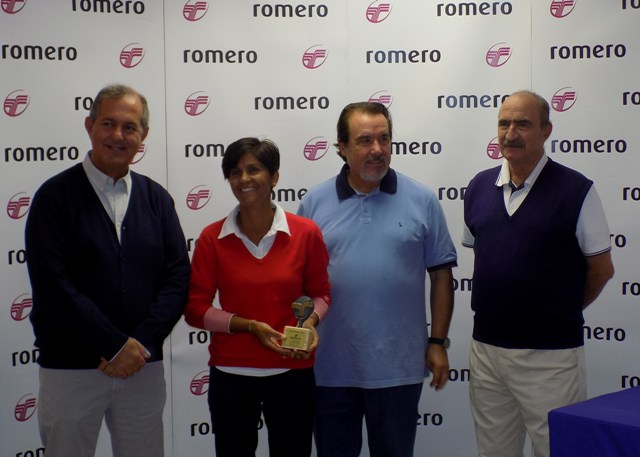 torneo de golf peluquerías romero