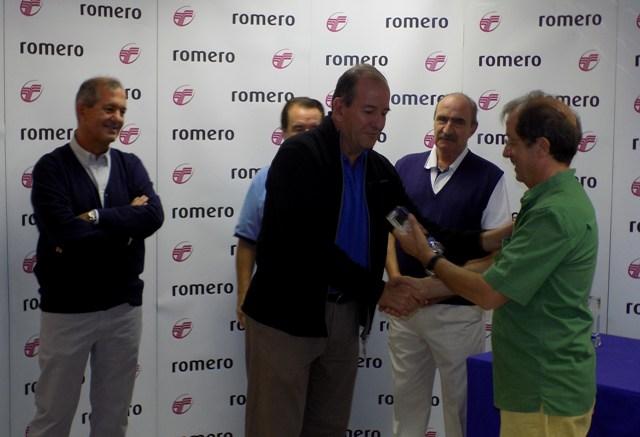 torneo golf peluquerías romero